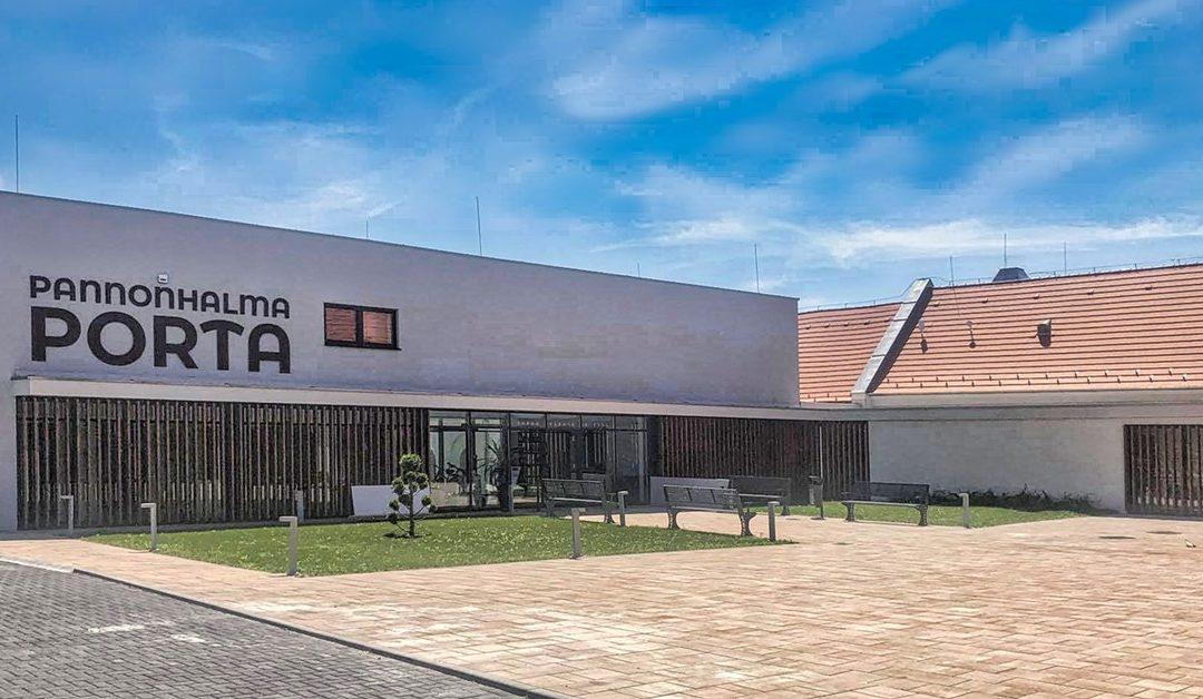 Pannonhalma Porta megnyitó